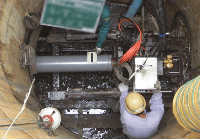 上下水道工事のイメージ写真