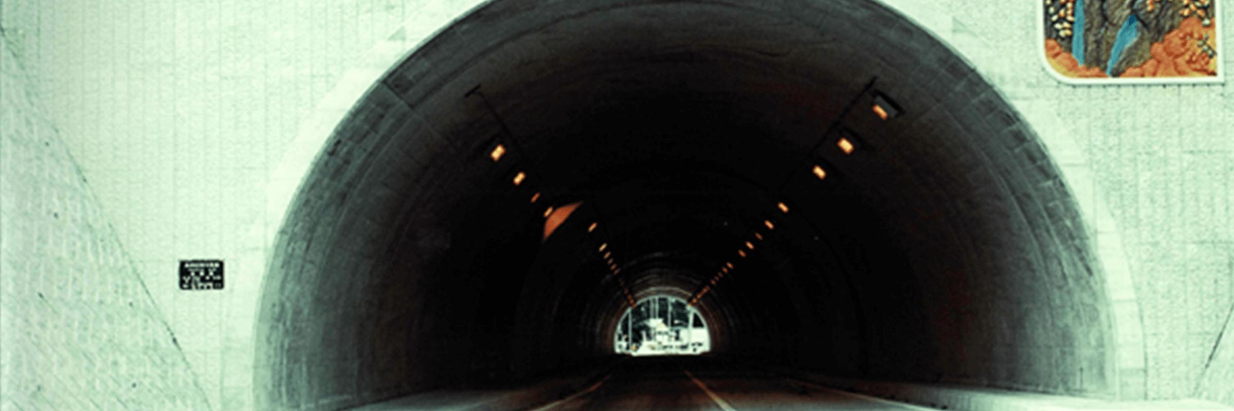 トンネル工事イメージ写真